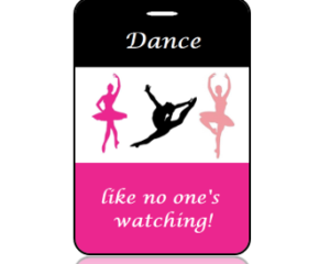 Dance Like No One's Watching - Main Image