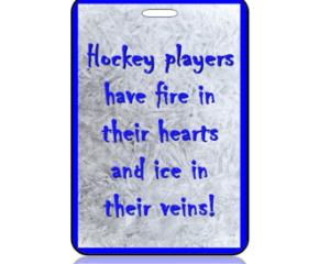 Ice Hockey Quote - Main Image