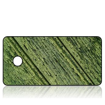 BuildITA152 - Distressed Green Wood Paneling