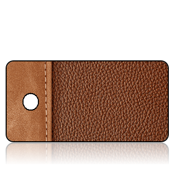 BuildITA160 - Brown Leather Binder
