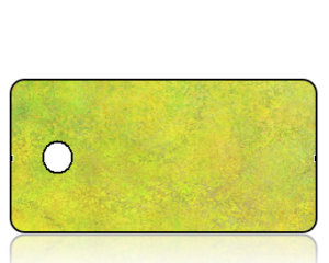 Create Design Vintage Green Background Key Tag