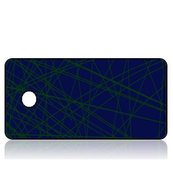 BuildITA167 - Blue Background Green Webbing