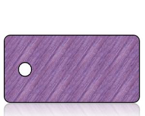 Create Design Purple Texture Fabric Key Tag