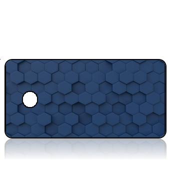 BuildITA171 - Navy Blue GeoGrid