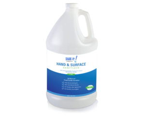 Hand Sanitizer 128 Oz - HAND&SURFACESANITIZER