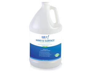 Hand Sanitizer 128 Oz - HAND&SURFACESANITIZER