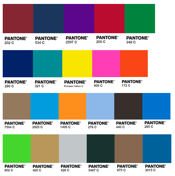 Face Mask Lanyard Color Selection